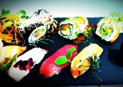 Sushi Tako Bra